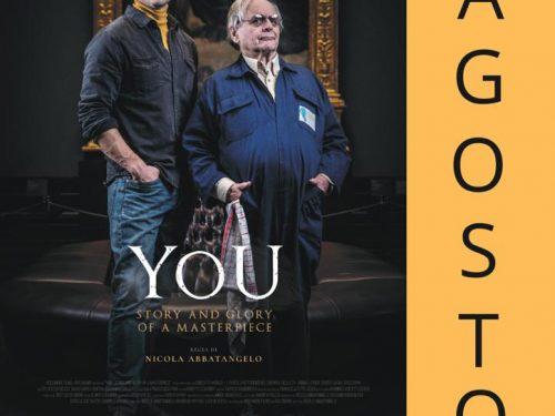 """Presentazione del film """"You"""""""