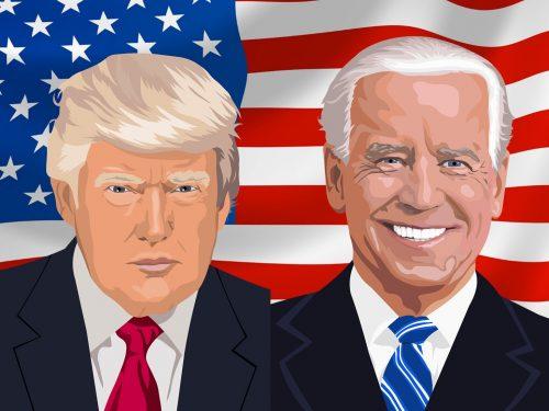 Il primo dibattito Trump-Biden